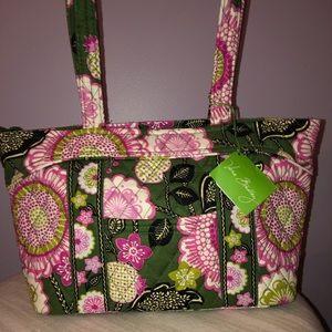 Brand New Vera Bradley Flower Shoulder Bag